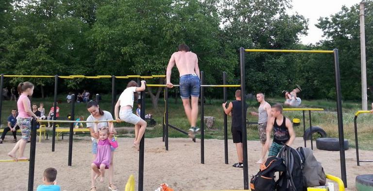 Workout — стремительно набирает популярность среди активной молодежи, ведущей здоровый образ жизни.