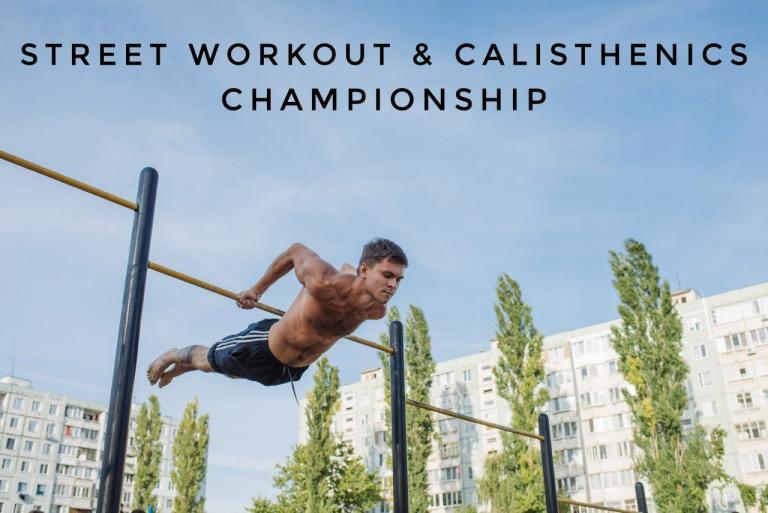 27 июня street workout и calisthenics championship в г. Тирасполь (Парк Победа)